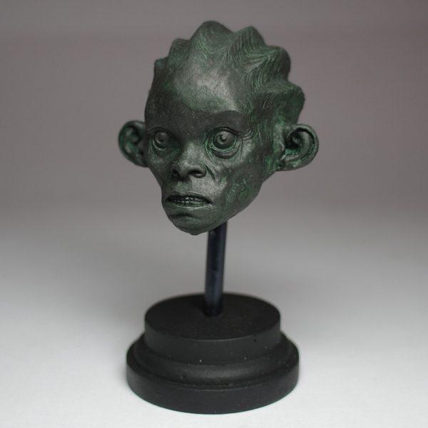 marabou-faux-bronze