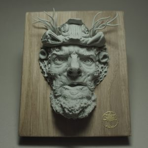 neptune, king, ocean, figure, collectible