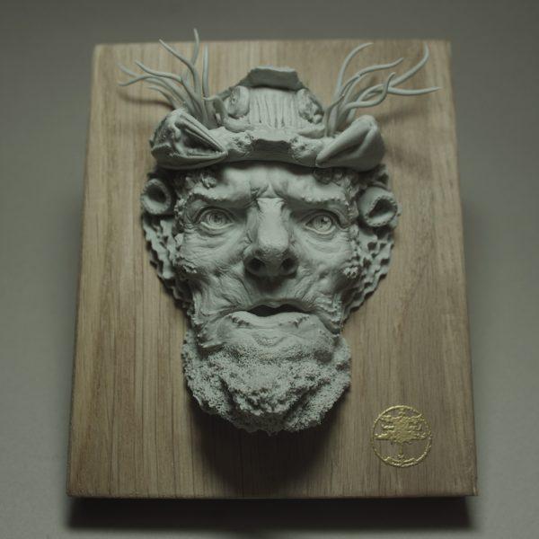 neptune, king, ocean, figure, collectible