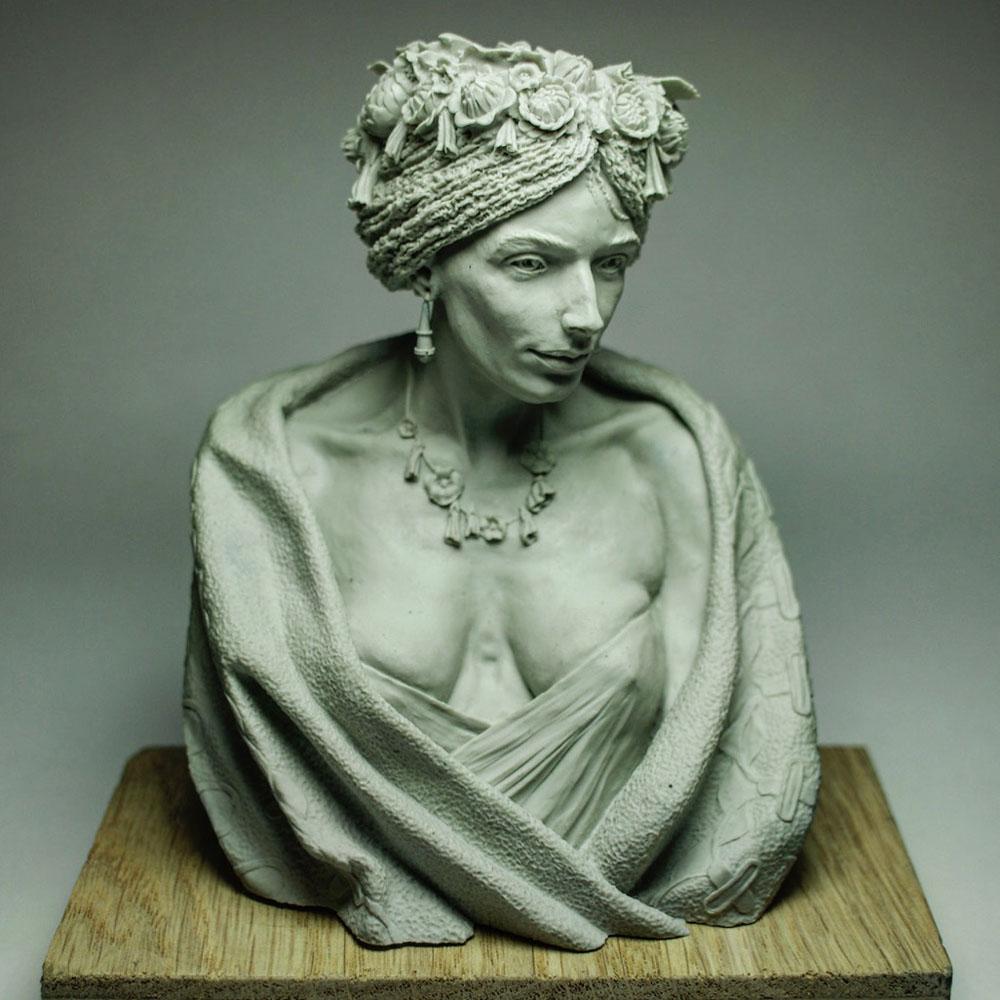Risultato immagini per romain van den bogaert sculpture