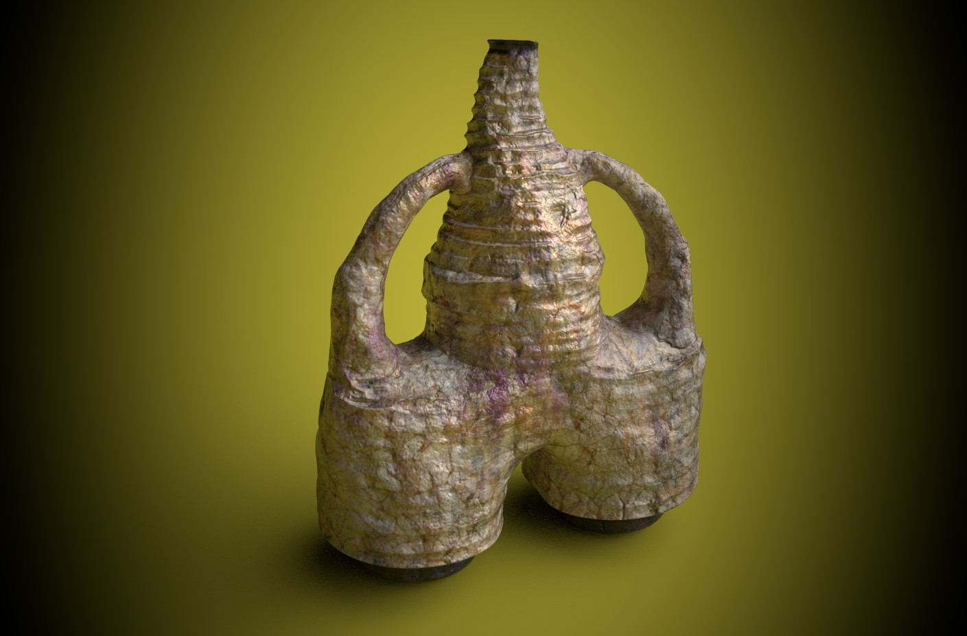 PAINTER ceramique madame 2